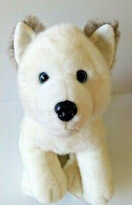 Keel Toys 12 inch/30 cm Lumi Sled Dog Husky Plush Soft Toy from Lapland Cuddly