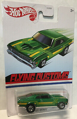 HOT WHEELS 2020 FLYING CUSTOMS '68 NOVA ERROR TARGET EXCLUSIVE THROWBACK L@@K!!!