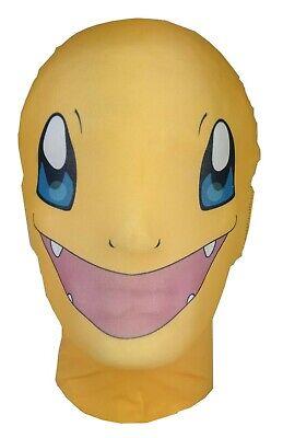 Charmander Costumes (Charmander Style Pokemon GO Costume - Cosplay - Halloween - Full Head)