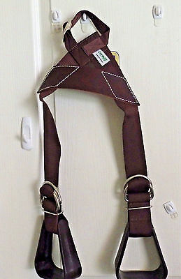 Formay Little Buddy Stirrups dark 19003,toddler/small child,western horse tack