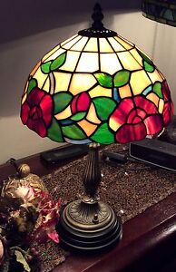 Beautiful Tiffany Lamp -Excellent Condition