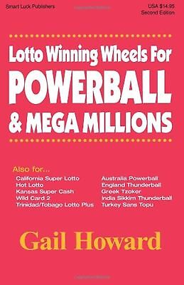 Lotto Winning Wheels For Powerball   Mega Millions By Gail Howard