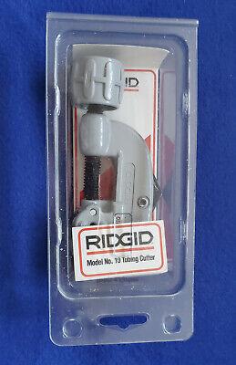 Ridgid 32910 Model No.10 Tubing Conduit Cutters 18-1 Capacity