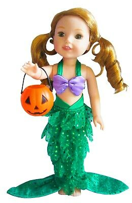 Halloween Doll Dresses (   For 14