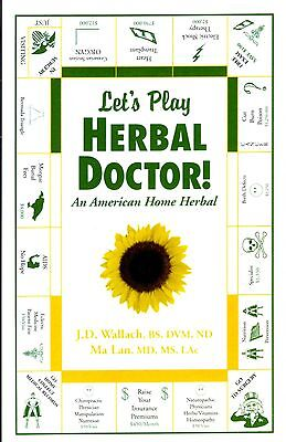 Lets Play Herbal Doctor Book Dr  Joel Wallach  Free Cd   Health Survey