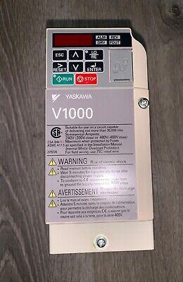 Brand New In Box Yaskawa V1000 Ac Servo Drive Cimr-vu2a0006faa