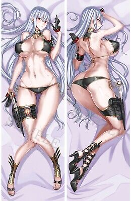 RAITA Valkyria Chronicles Duel Selvaria Bles Pillow Case Official LIMITED JP F/S