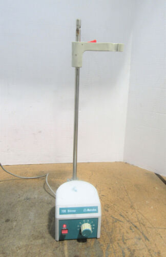 Metrohm 728 Titrator Swing-Out Magnetic Stirrer w/Support Rod & Electrode Holder