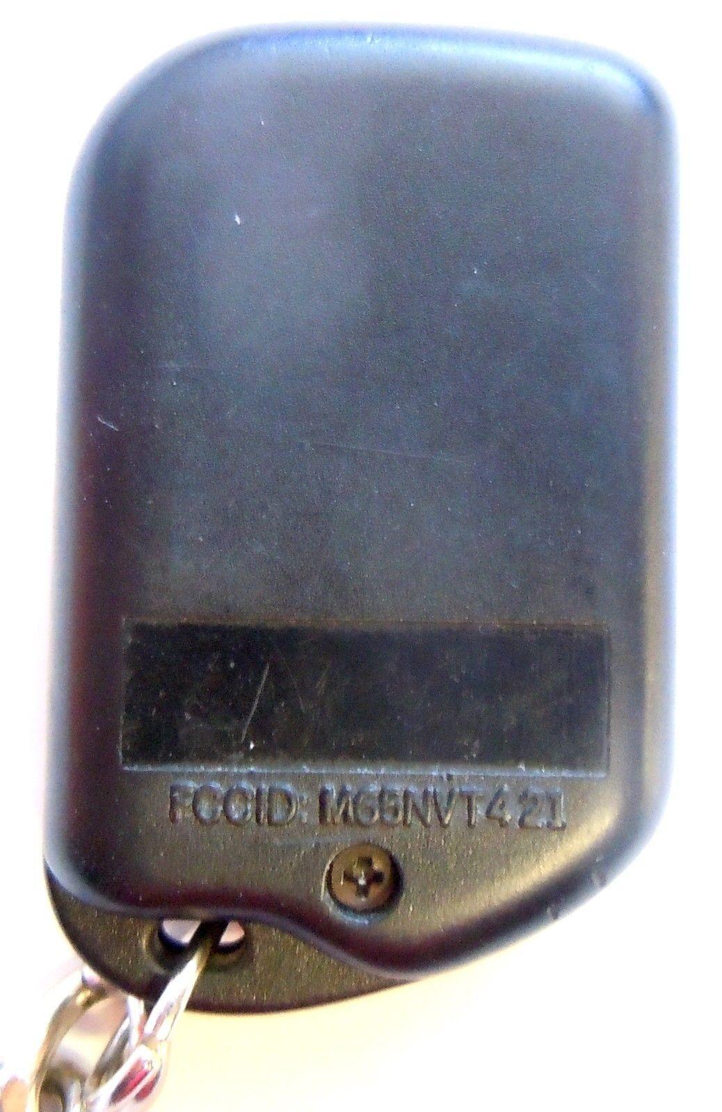 Keyless Remote Entry Omega M65nvt421 Transmitter