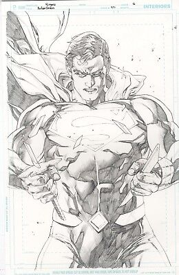Action Comics issue 971 page 6 by Stephen Segovia splash page