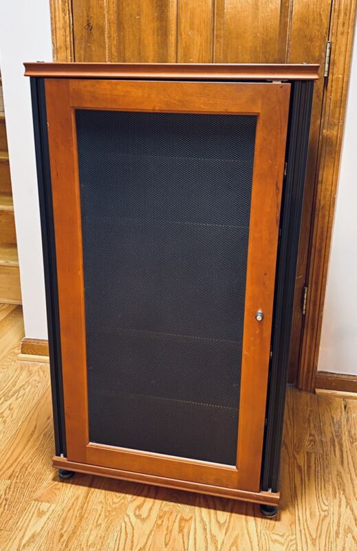 Salamander Synergy Cabinet in Cherry