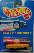 Hot Wheels Wienermobile