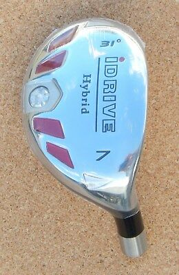 New Mens I Drive Hybrid R H   Graphite Shaft Installed   1 To Lw  You Choose