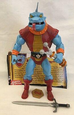 Masters of The Universe Classics Fang Man Complete mattel figure 2013 motuc