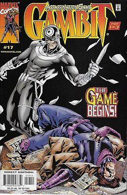 Gambit No.17 / 2000 Bullseye / Fabian Nicieza & Yanick Paquette
