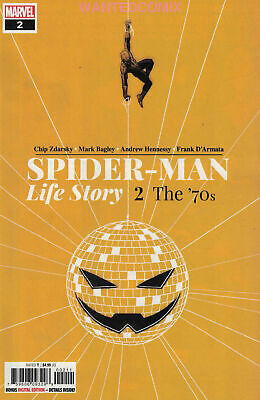 SPIDER-MAN LIFE STORY #2 (OF 6) FIRST PRINT 1st BLACK GOBLIN MARVEL COMIC BOOK -