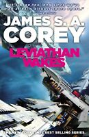 4 Books from The expanse James S.A. Corey