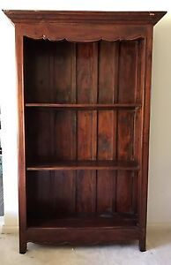 Tall Bookcases - Solid Timber - Three Available! Doncaster East Manningham Area Preview