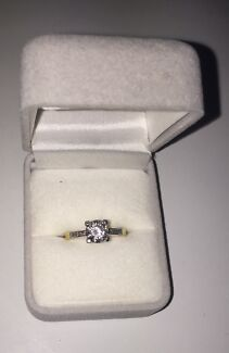 18K Gold 1.23ct Dimond ring Moree Moree Plains Preview