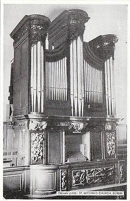 Organ Dating From 1724, St. Michan's Church, DUBLIN, County Dublin, Ireland