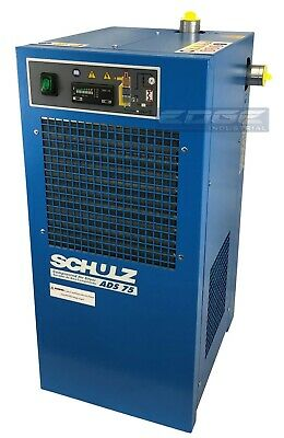 Schulz 75 Cfm Refrigerated Compressed Air Dryer 15hp 20hp Compressors 115v