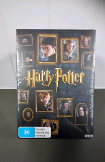 Harry Potter Complete 8-Film Collection