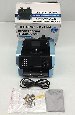 Bc-1500 Money Counting Machine With Counterfeit Detection Automatic Money Count