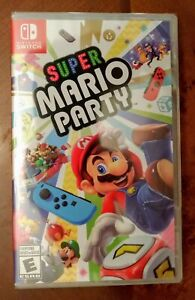 New Sealed Super Mario Party for Nintendo Switch $70 FIRM