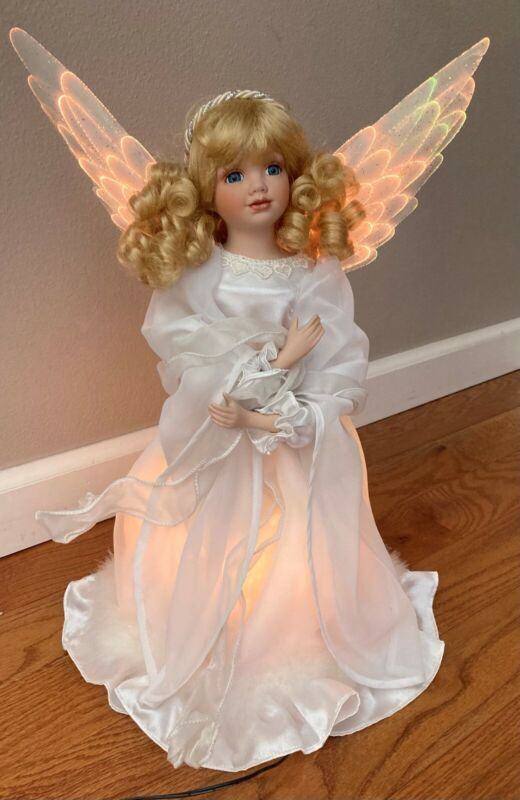 Animated Angel - 16 inches