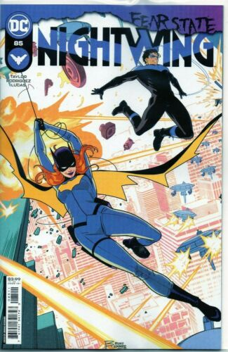 Nightwing (DC ongoing 2021) Choice of Issue