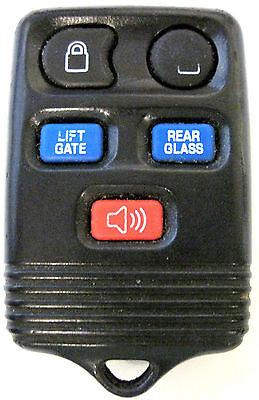 keyless remote entry CWTWB1U551 clicker fob w/ program rear glass gate opener