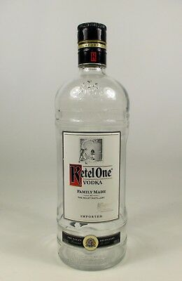 Worthless Ketel One Vodka Bottle 1.75L