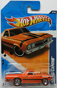Hot Wheels 68 El Camino