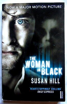 SUSAN HILL.  THE WOMAN IN BLACK.    P/B