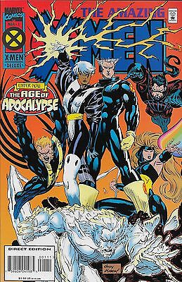The Amazing X-Men No.1-4 / 1995 Andy Kubert / The Age of Apocalypse