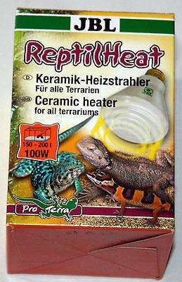 JBL ReptilHeat Keramik Strahler 100 Watt