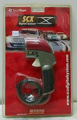 TecniToys SCX Digital System Electronic Hand Throttle in Original Package