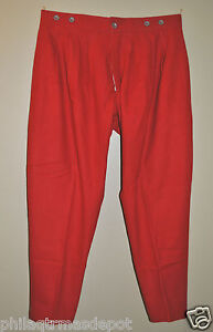 Zouave Trousers - Even (Sizes 30-52) - Civil War - L@@K!!