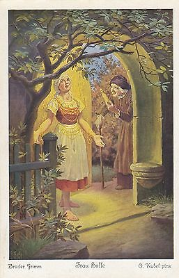 "Märchen, Brüder Grimm, ""Frau Holle"", ca. 20er Jahre"
