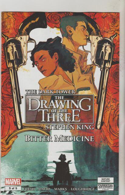 MARVEL COMICS DARK TOWER DRAWING OF THREE BITTER MEDICINE #5 2016 1ST PRINT NM