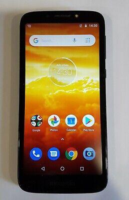 Motorola Moto E5 Play, Unlocked, In Excellent Condition