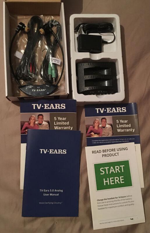 TV-Ears 5.0 Wireless Analog System
