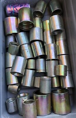 Wow Huge Lot Of Nos Gates Europower Eaton Hydraulic Hose Fittings
