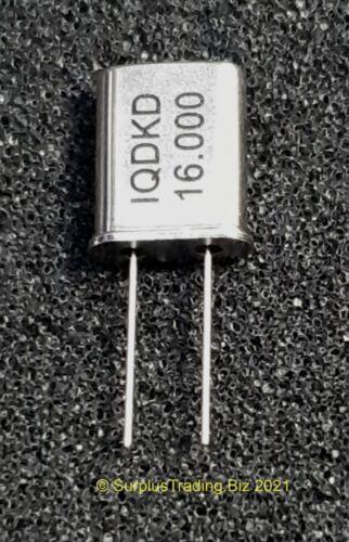 HC49/U Crystal 16.000MHz