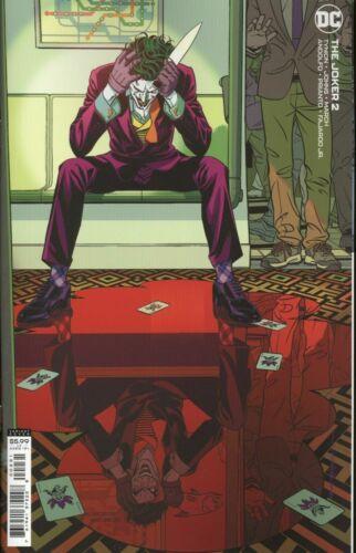 JOKER #2 COVER C BRIAN STELFREEZE VARIANT 2021 DC