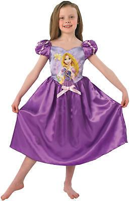 Rapunzel Storytime Prinzessin Kinder Karneval Fasching Kostüm 104-128