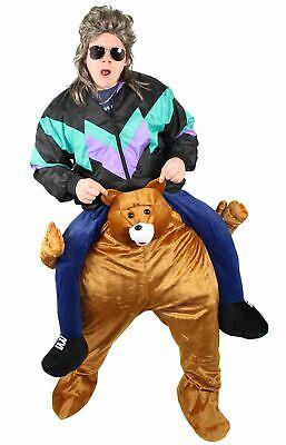 ostüm Aufsitz Bär Tierkostüm JGA Junggesellenabschied (Lustige Tier Kostüme)