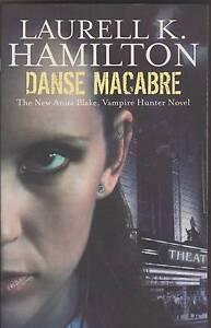 DANSE MACABRE (Anita Blake #13)  Laurell K. Hamilton ~ SC 2006 Perth Region Preview
