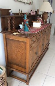 Jacobean style sideboard Coombabah Gold Coast North Preview