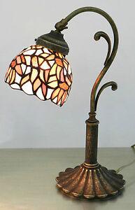 Lampada da tavolo in stile tiffany lampada da comodino - Ebay lampade da tavolo antiche ...